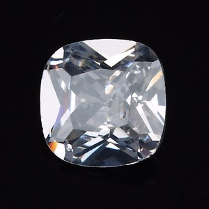 cushion cut cubic zirconia loose stones